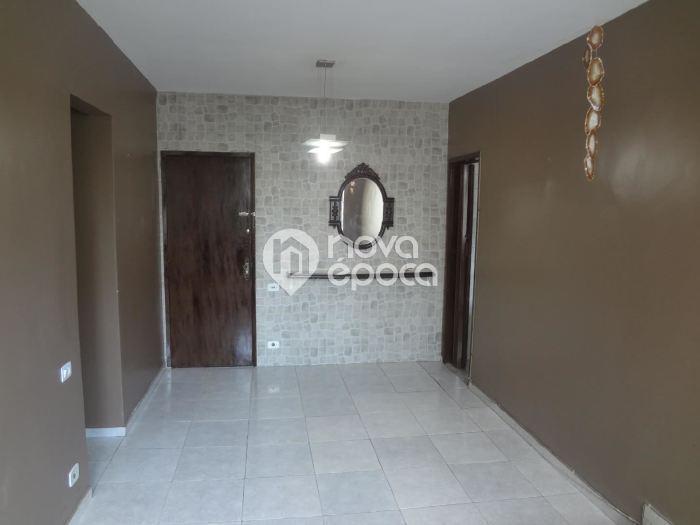 Engenho de Dentro, 2 quartos, 1 vaga, 68 m² Rua Camarista