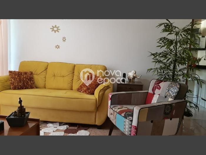 Engenho de Dentro, 2 quartos, 55 m² Rua Dionísio