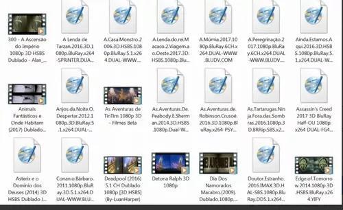 Filmes bluray 3d 84 filmes 3d