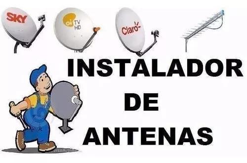 Instalador de antenaapota-mento manutenção(z/n,z/s,z/l,z/o