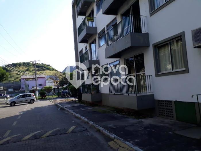 Jardim Sulacap, 2 quartos, 1 vaga, 55 m² Rua Otton da