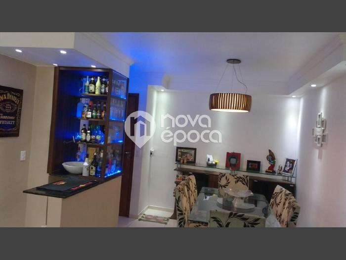 Méier, 2 quartos, 56 m² Rua Vilela Tavares, Méier, Zona