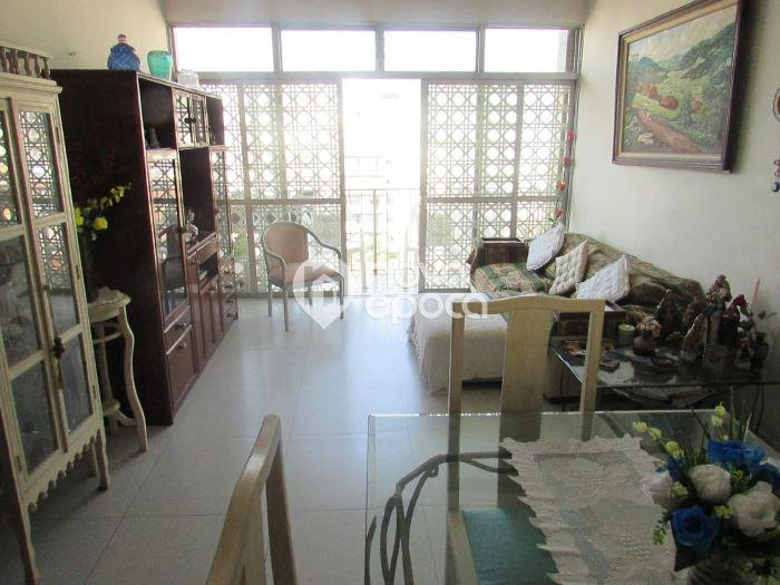 Méier, 3 quartos, 2 vagas, 93 m² Rua Pedro de Carvalho,