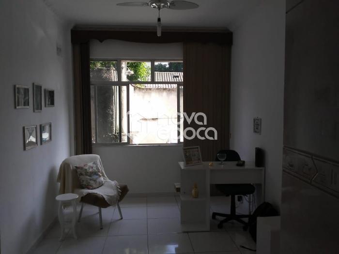 Olaria, 1 quarto, 40 m² Rua Evangelina, Olaria, Zona Norte,