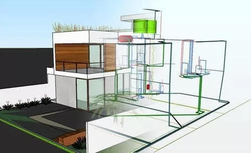 Projeto hidrosanitario com art de projeto prefeitura