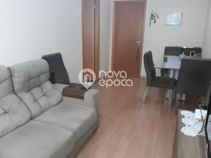 Quintino Bocaiuva, 2 quartos, 1 vaga, 51 m² Avenida Dom