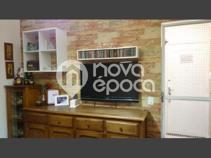 Rocha, 2 quartos, 74 m² Rua Doutor Garnier, Rocha, Zona