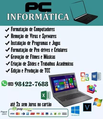 Serviços de informatica