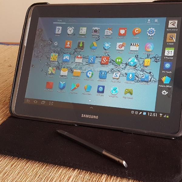"Tablet samsung tela 10.1"" 3g"