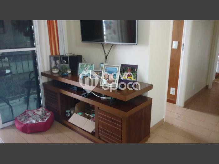 Vista Alegre, 2 quartos, 1 vaga, 55 m² Rua Misael de