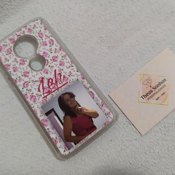Capinhas de celular personalizadas