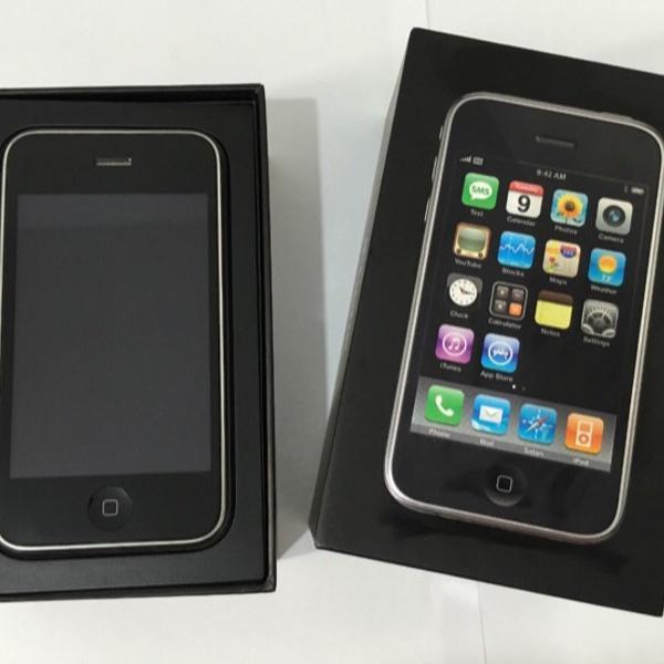 Iphone 3g preto