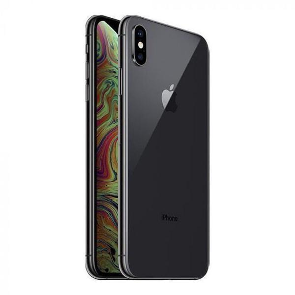 Iphone xs max 64gb cinza espacial com nota fiscal