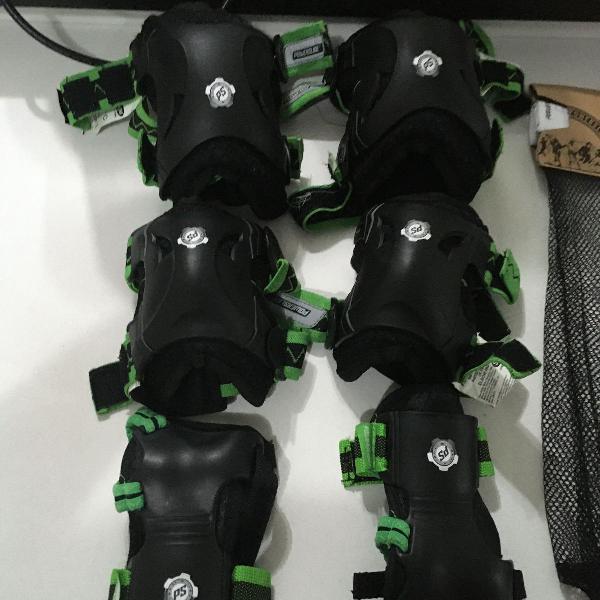 Kit proteção power slide