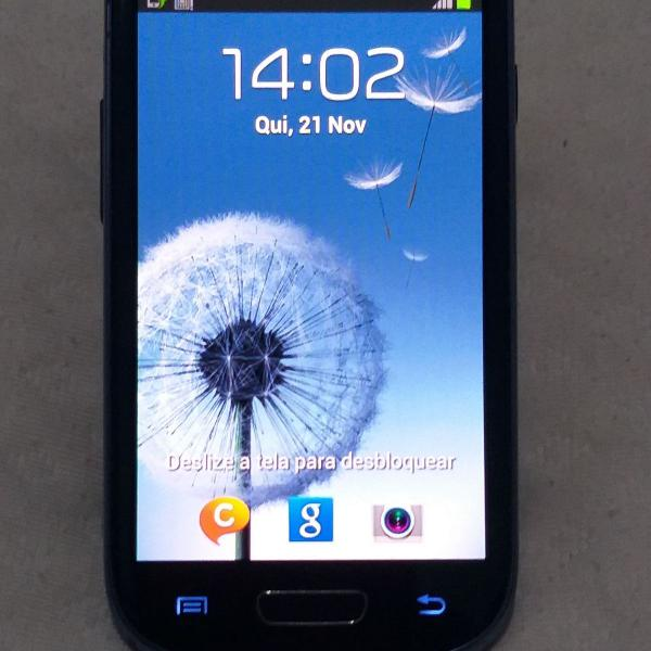Smartphone samsung galaxy s3 mini gt i8190l