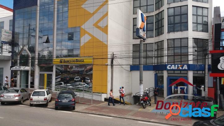 Salas comerciais para locação - centro / vargem grande paulista