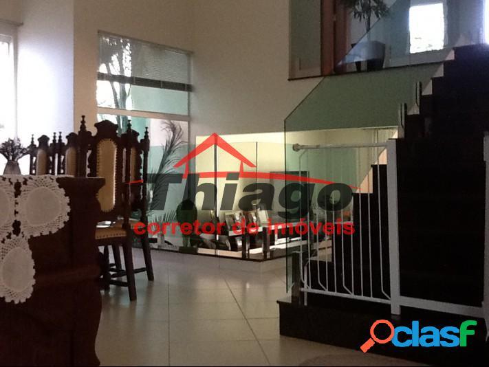 Casa em condomínio em uberlândia - condomínio barcelona por 1.4 milhões à venda