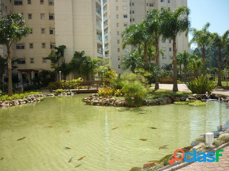 Apartamento - Aluguel - Santana de Parnaíba - SP - Tamboré)