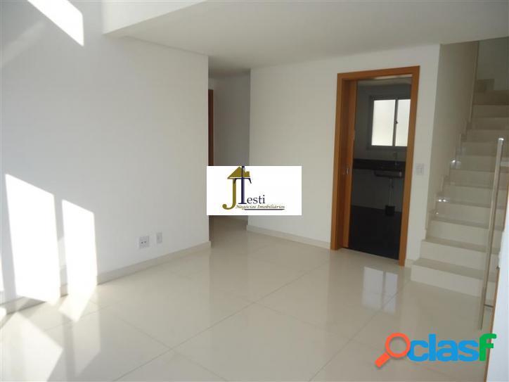 Cobertura 2 quartos, 2 suítes, 3 vagas - FINO ACABAMENTO- Cidade Nova - Belo Horizonte. 1