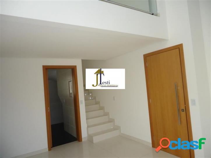 Cobertura 2 quartos, 2 suítes, 3 vagas - FINO ACABAMENTO- Cidade Nova - Belo Horizonte. 2