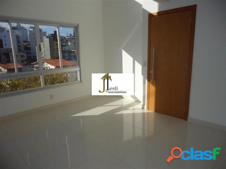 Linda cobertura 2 quartos, 2 suítes, 2 vagas, fino acabamento, Cidade Nova - Belo Horizonte 3