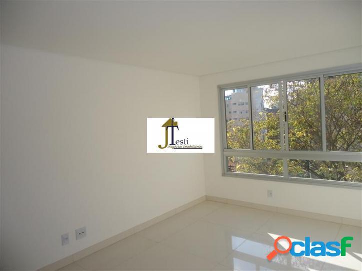 Apartamento 2 quartos, 2 suítes, 2 vagas, excelente acabamento- cidade nova - belo horizonte.
