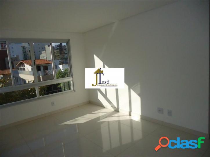 Apartamento 2 quartos, 2 suítes 2 vagas, excelente padrão de acabamento - cidade nova - belo horizonte
