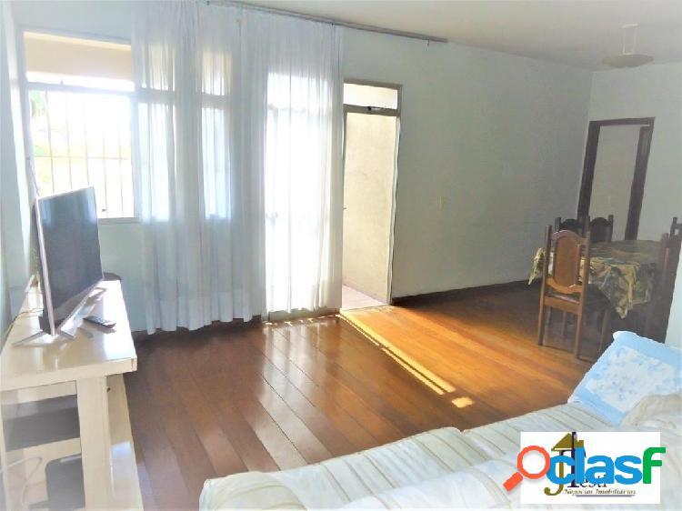 Apartamento de 3 qtos, elevador, quadra, salão de festas b. sagrada família