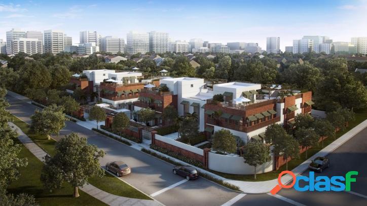 Casa em exclusivo condomínio no jardim paulistano | 669,71m²