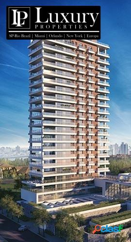 Apartamento a venda ao lado do parque ibirapuera | 340m²