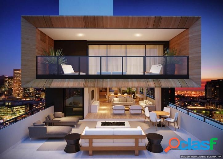 Lançamento nos jardins | cobertura duplex com 347m²