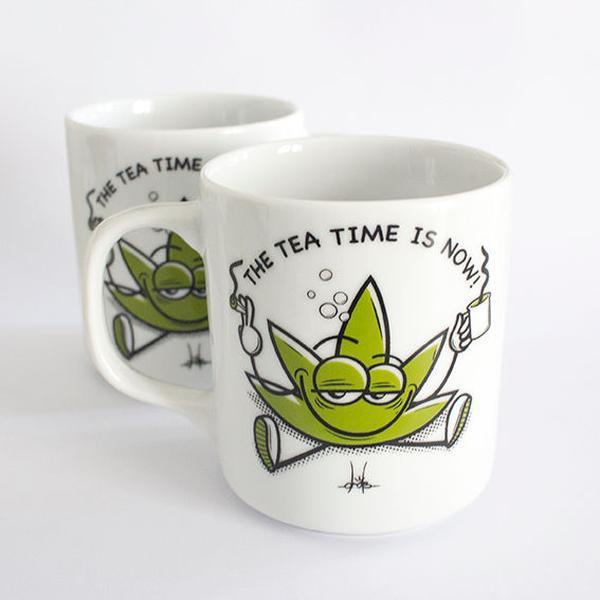 Caneca Tea Time