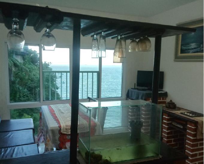 Réveillon 2020. dois apartamentos na ilha porchat