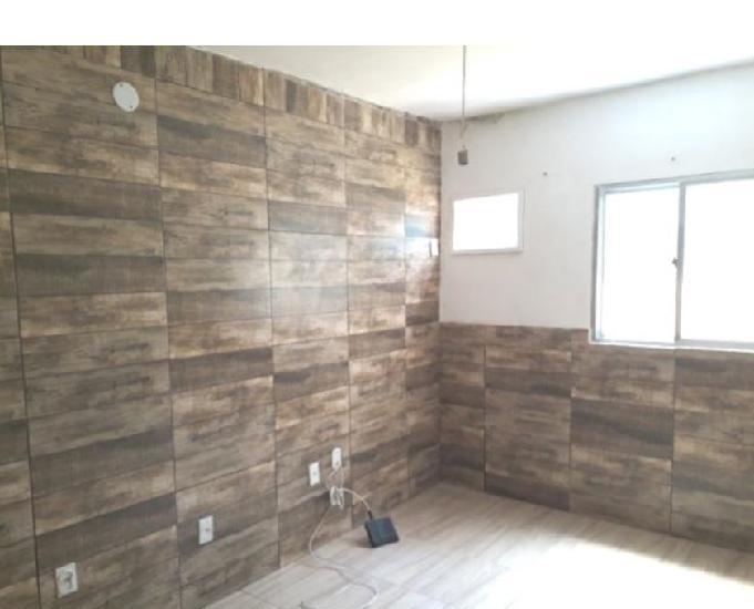 Vila nova - casa reformada 1 quarto-sala em condomínio