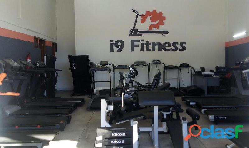 Conserto de esteira ergométrica guarulhos i9 fitness