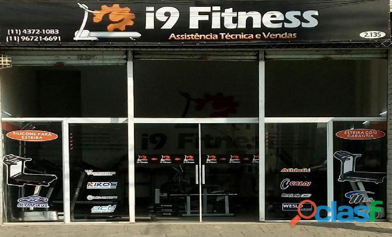 Conserto De Esteira Ergométrica Guarulhos i9 Fitness 1