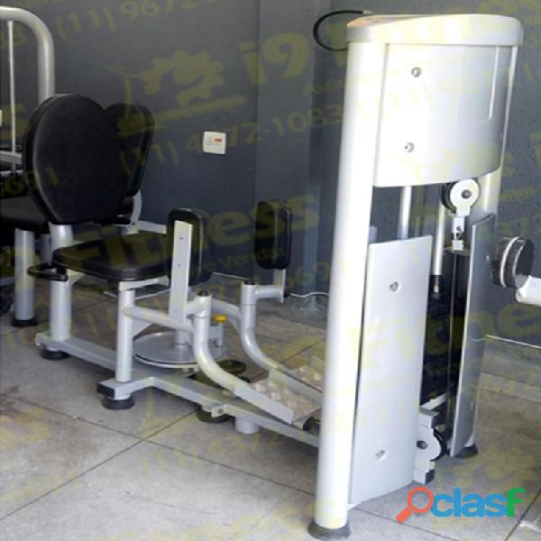 Maquina De Musculação Adutora/Abdutora Em 10x S/ Juros 2