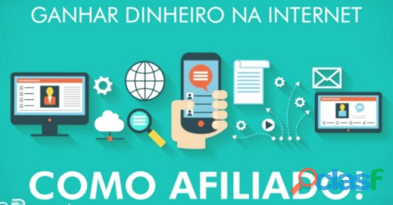Projeto para afiliados ganhar dinheiro na internet