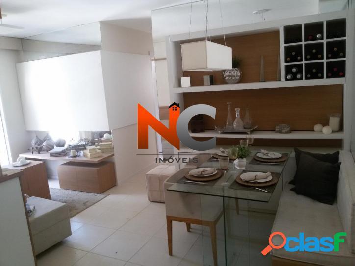 Grand club verdant - apartamento com 3 dorms, jacarepaguá, rj - 63,53m².