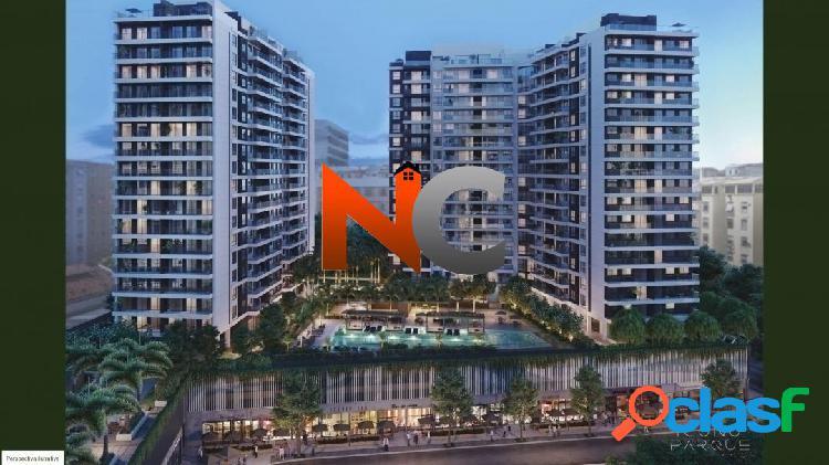 Ícono parque residências - apartamento com 2 dorms/suíte - 71,87m².