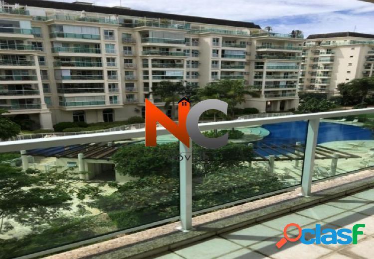 Le parc residential resort, apt 2 dorms (1 suíte) + dependência - 97,13m².