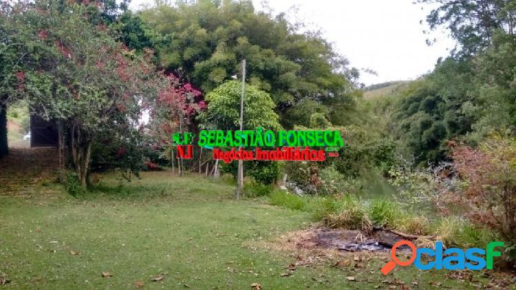 Chácara em Paraibuna, Rio Paraíba nos Fundos 2