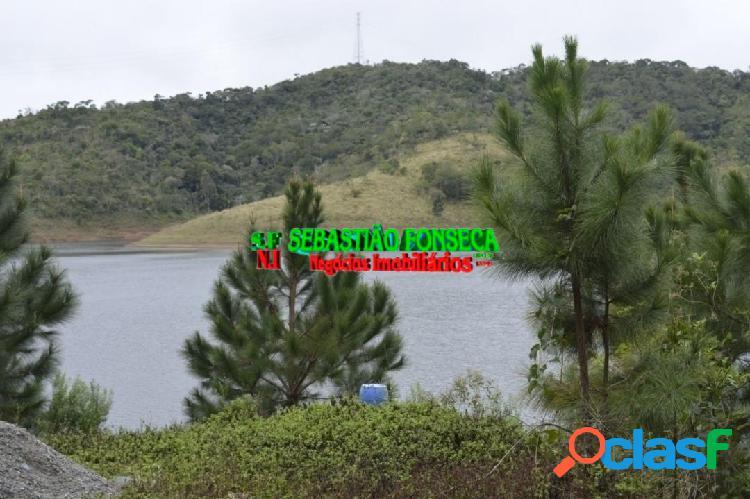 Chácara na Represa de Paraibuna - Ótimo para MARINA