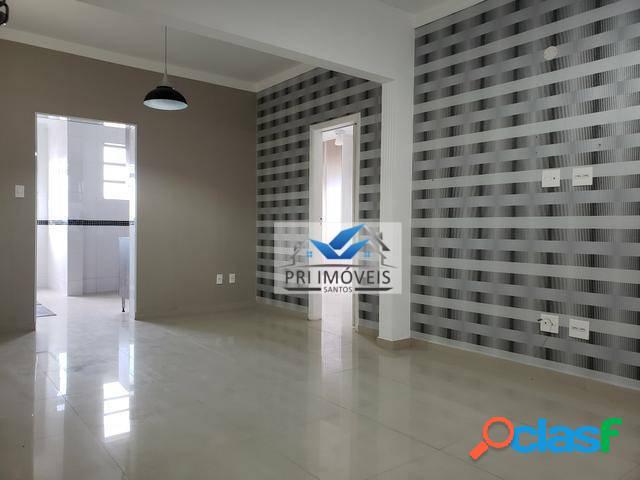 Apartamento à venda, 72 m² por r$ 280.000,00 - centro - são vicente/sp