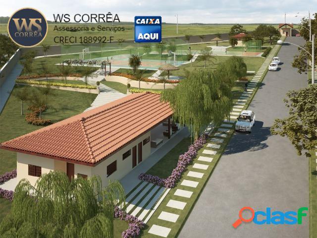 Terreno a venda - Recanto da Fazenda Condominio fechado em Nova Odessa, SP