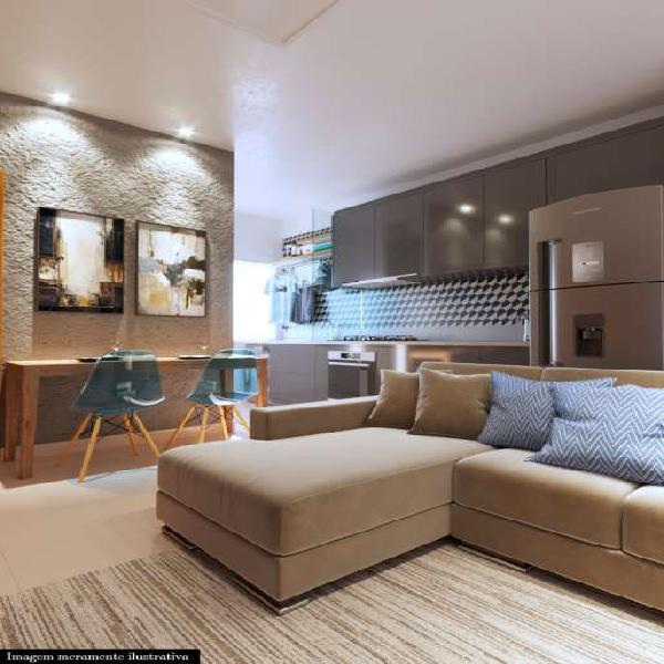 Apartamento 02 dormitórios em artur - 07 andares c/
