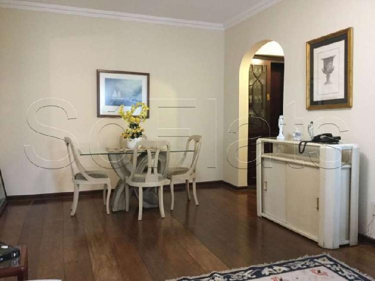 Apartamento residencial augusta flat disponível para