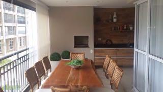 Alto padrão sbcampo com varanda gourmet e lazer completo!