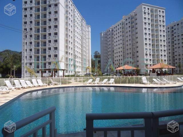 Apartamento À Venda no Condomínio MINHA PRAIA - Barra da