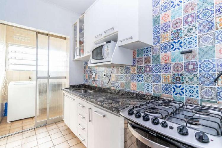 Apartamento mobiliado Jabaquara